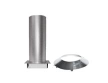 Attic Insulation Shield & Firestop